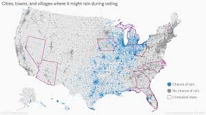 election 2016 will weather affect the election quartz