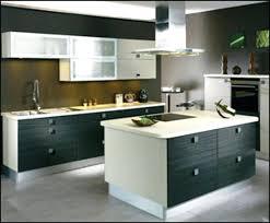 modele de cuisine avec ilot design d intérieur model de cuisine equipee en kit leroy merlin