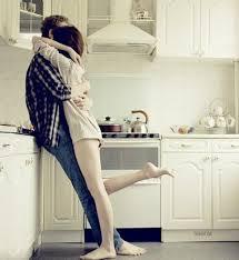 amour dans la cuisine ce n est pas dans les grandes déclarations présents hors de prix et
