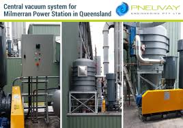 Vaccum System Industrial Vacuum With Pneumatic Conveying Project Features