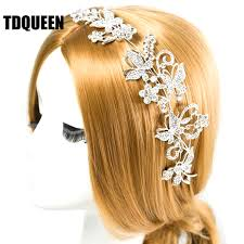 tdqueen tiaras and crowns bridal hair ornaments for weddings