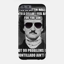 Edgar Allen Poe Meme - funny edgar allen poe amontillado meme funny edgar allan poe