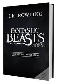 scholastic to publish j k rowling s fantastic beasts and where