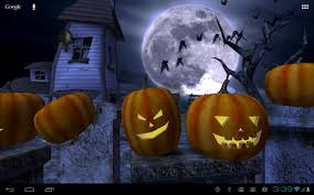 Halloween Desktop Icons Halloween Live Wallpaper Android Apps On Google Play