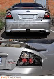 altezza car black black altezza tail lights for ford falcon fairmont fpv ba bf sedan