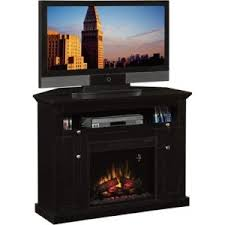Corner Electric Fireplace Tv Stand Black Fireplace Tv Stand Interior Design