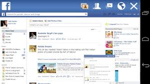facebook login full desktop version access the full version of facebook s site on your mobile phone browser