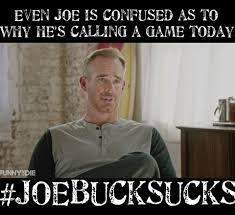 Broncos Suck Meme - joe buck sucks dallas cowboys and denver broncos atre facebook
