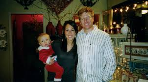 chip and joanna gaines u0027 family album through the years