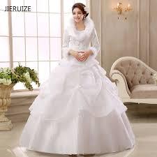 winter wedding dresses sleeve winter wedding dresses promotion shop for promotional