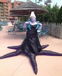 ursula costume the sea witch costume