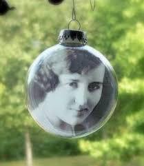 personalized tree decorations glass balls