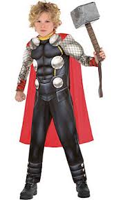 thor costume marvel thor costumes for kids adults party city