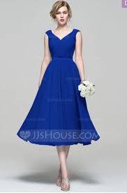 the 25 best tea length bridesmaid dresses ideas on pinterest