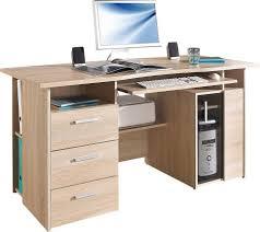 Schreibtisch Mit Computertisch Maja Möbel Computertisch Heide Mit Tastaturauszug Und