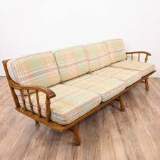 Wooden Frame Couch Drexel