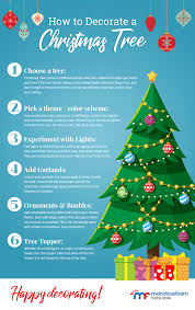 to decorate how to decorate a christmas tree mf daily