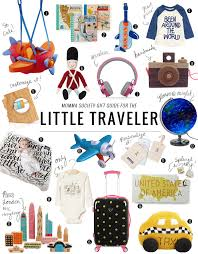 New York the travelers gift images Gift guide for the little traveler momma society com