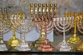 jerusalem menorah jerusalem israel june 03 2015 souvenirs from israel