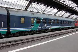 carrozze treni carrozza letti