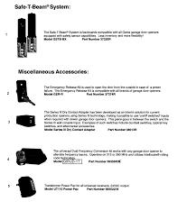 genie keychain garage door opener genie garage opener parts model 4024 sears partsdirect