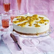 passion fruit cheesecake recipe meknun com