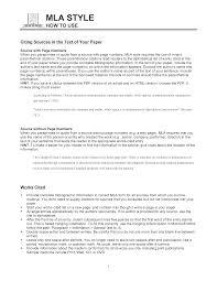 mla style handout inst 2000 intro to international studies