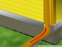How To Dry Flooded Basement by 3 Ways To Protect A Basement From Flooding Wikihow