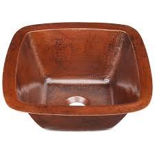 Copper Kitchen Sink by Copper Kitchen Drop In Sinks By Sinkology