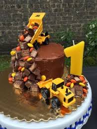construction cake cute birthday u0027s super