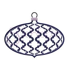 christmas ornament embroidery design quatrefoil oval stitchtopia
