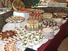 christmas candy buffet ideas dessert buffet table simple home thanksgiving robinsuites co