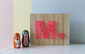 inviting room decoration idea with cute easy diy art of symbol