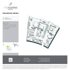 floor plans by address the address views floor plan