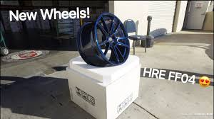 lexus rcf wheel specs new wheels hre ff04 on the lexus rcf youtube
