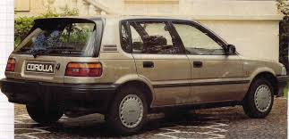toyota corolla hatchback 1991 1990 1991 toyota corolla closes in on the million best