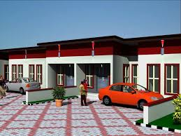 Bungalow Houses by Bungalow Houses For Sale In Lagos Nigeria 2 3 Bedrooms At Mowe