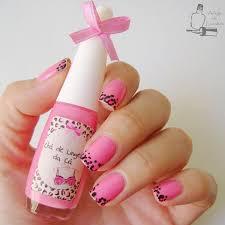 50 pink nail art designs black polish pink nails and beauty nails
