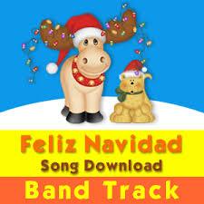 feliz navidad band track song download charlotte diamond