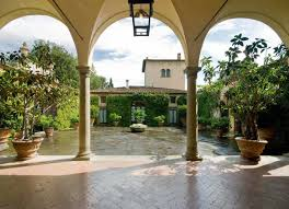 exterior florence luxury renaissance villa villa le rose