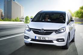 opel zafira interior vauxhall zafira tourer gets a nose job and a new interior for