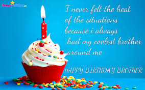 happy birthday wishes for brother quotes images and memes