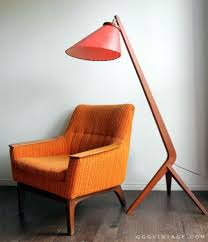 Armchairs Recliners Best 25 Orange Chairs Ideas On Pinterest Mid Century Modern