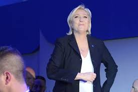 Marine Le Pen Marine Le Pen Is What Happens When You Try To Meet Racism In The