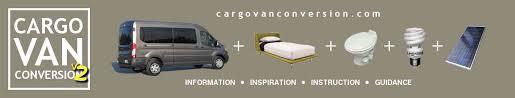 Conversion Van With Bathroom Toilet Cargo Van Conversion
