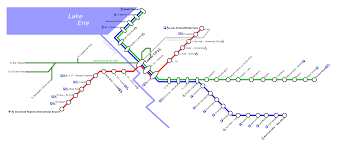 New Orleans Rta Map by Rta Rapid Transit Wikiwand