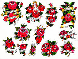 sailor jerry tattoos collection