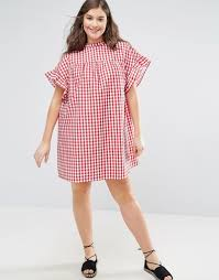 for the love of gingham 14 plus size picks you u0027ll want to rock now