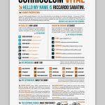 Fun Resume Templates Resume Resume Templates And Templates On Pinterest Fun Resume