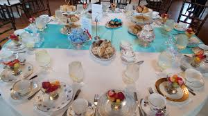 Elegant Dinner Party Menu Themed Celebrations Tea Party Willowdale Estate
